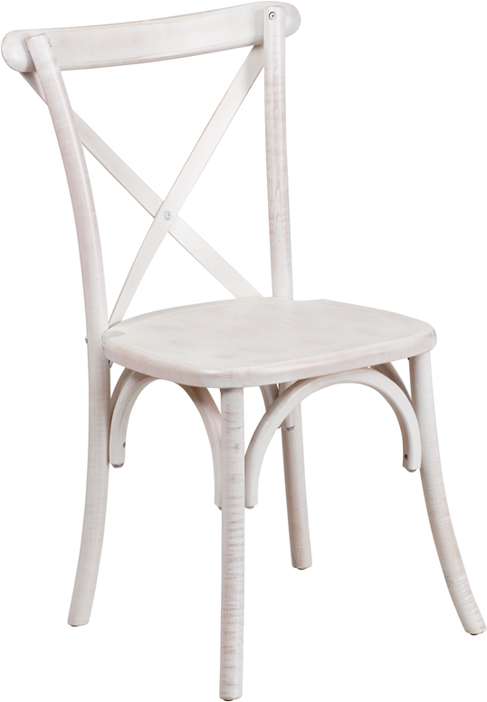 Swell Vintage White Wash Cross Back Beech Wood Chair Theyellowbook Wood Chair Design Ideas Theyellowbookinfo